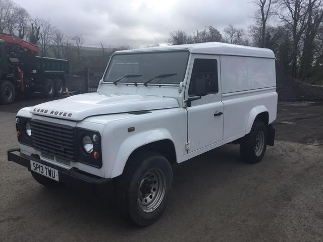 Land Rover DEFENDER PICK UP personenbil til salgs fra