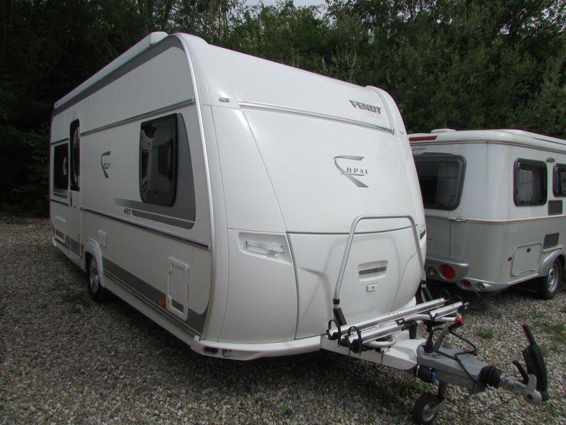 Markise campingvogn