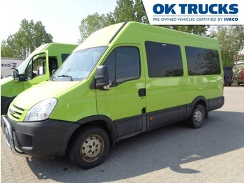 IVECO Daily 35S12ACV Euro4 Klima ZV Standhzg - minibuss