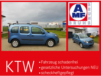 Minibuss Mercedes-Benz Citan 111CDI TourerEdition,AMF Rollstuhlrampe
