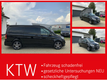 Minibuss Mercedes-Benz V 250 Marco Polo EDITION,AMG Line,Distronic,AHK
