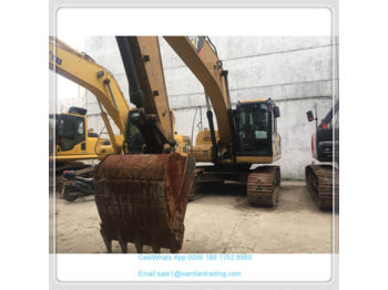 Beltegraver CATERPILLAR 320D used excavator in China