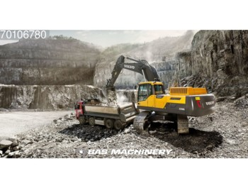Beltegraver Volvo EC350 D L NEW Unused CE machine - coming soon