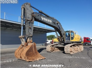 Beltegraver Volvo EC700B LC Good condition - good U/C - good bucket