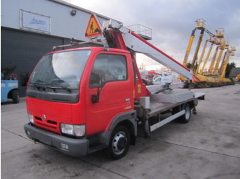 Nissan 35.10 Cabstar (WITH MANLIFT) - lift