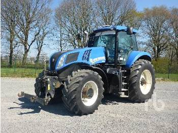 NEW HOLLAND T8.360 - jordbrukstraktor