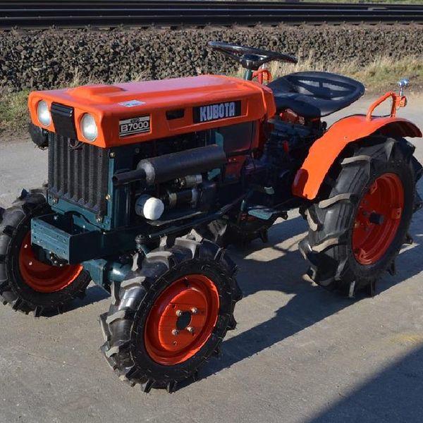 Dating Kubota traktorer