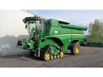 John Deere S690 # 12m - ready for work - skurtresker