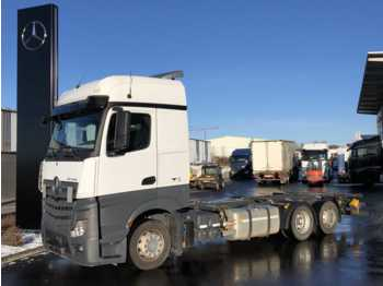Mercedes-Benz Actros 2542 LL 6x2 BDF, Retarder, Euro 6, Safet  - container-transport/ vekselflak lastebil