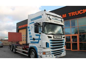 Scania R440LB6X2*4HLB Euro 5  - container-transport/ vekselflak lastebil