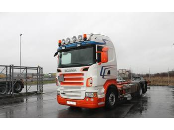 Scania R560 LB 6X2 4 MNB  - container-transport/ vekselflak lastebil
