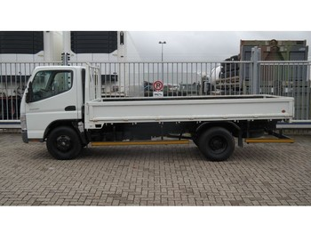Mitsubishi Canter MANUAL GEARBOX STEEL SUSPENSION - flatbed lastebil