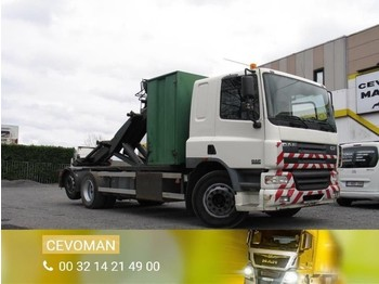 Krokbil DAF CF75.310 Containersysteem