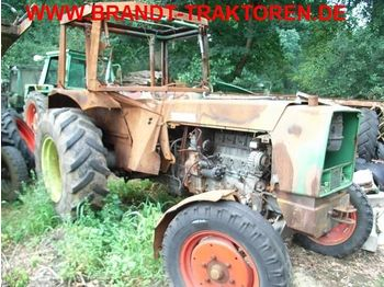 FENDT Spare parts for105S *Brandschaden* - reservedeler