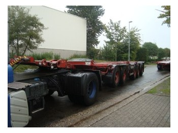 D-Tech CT5S 1 2 - container-transport/ vekselflak semitrailer