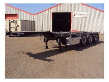 D-Tech FT-43-03V - container-transport/ vekselflak semitrailer