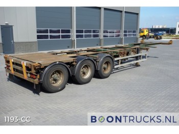 HFR 20-30-40-45ft HC*EXTENDABLE REAR* - container-transport/ vekselflak semitrailer