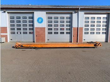 Semitrailer Goldhofer Kedelbro THP/ET