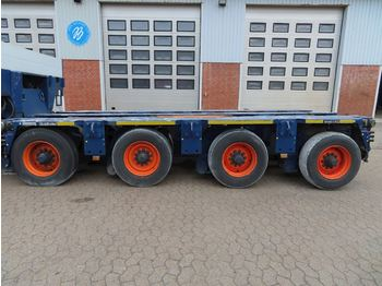 Semitrailer Goldhofer THP/ET 4