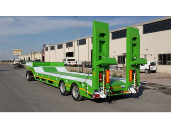 LIDER 2017 model new from MANUFACTURER COMPANY (LIDER trailer ) - lavloader semitrailer