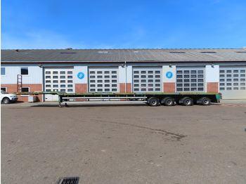 Plattform semitrailer Goldhofer STZ-DL 4 AA