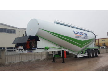 LIDER 2017 NEW 80 TONS CAPACITY FROM MANUFACTURER READY IN STOCK - tank semitrailer