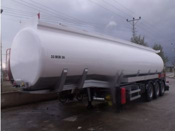 LIDER LİDER TANKER NEW 2017 MODEL for sales (MANUFACTURER COMPANY SALE - tank semitrailer