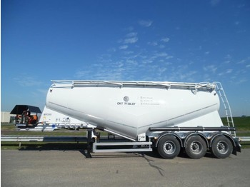 OKT Trailer PS211.31.34A 34 M3 Tri/A Cement Pneumatic Bulk Trailer - tank tilhenger