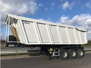 OZGUL 45 CBM Tipper Semi Trailer 3 axle | NEW - tipp tilhenger