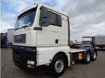 MAN TGA 26.430 + Manual + 6x4 - trekkvogn