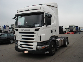 SCANIA R420 HIGHLINE - trekkvogn