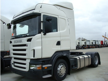 SCANIA R 420 HIGHLINE - trekkvogn