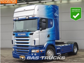 Scania R500 4X2 NL-Truck Manual Retarder V8 2x Tanks - trekkvogn
