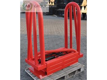 Klemme Metal-Technik Square bale grab/Quaderballenzange /Chwytak do kostek