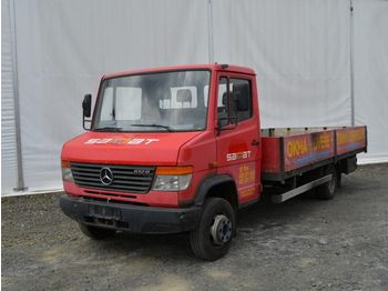 MERCEDES-BENZ VARIO 612D - flatbed/ plattform varebil