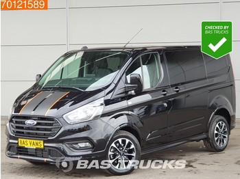 Kassebil Ford Transit Custom 2.0 TDCI 185PK DC Sport L1H1 Full options Navi Camera L1H1 3m3 A/C Double cabin Cruise control