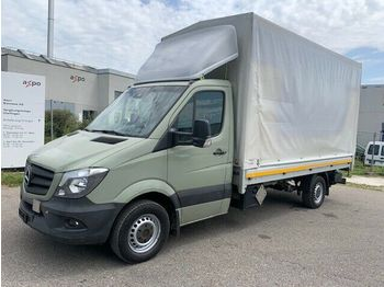 Mercedes-Benz Sprinter 316 BT EURO 6  - varebil med kapell