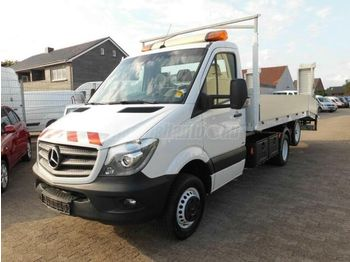 Varebil med plan MERCEDES-BENZ SPRINTER 519 cdi BE