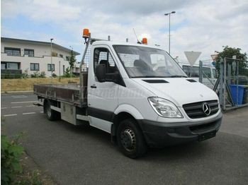 Varebil med plan MERCEDES-BENZ SPRINTER 519 cdi Platós