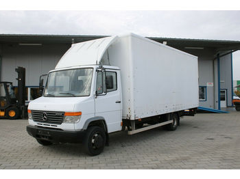 Mercedes-Benz Vario 815D Ladebordwand  - varebil med skap
